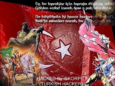 'Handtekening' Turkse hacker