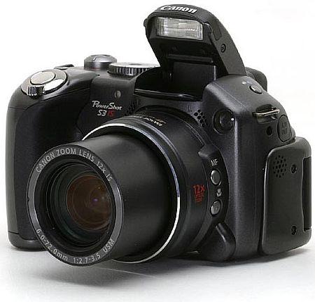 Canon PowerShot S3 IS
