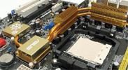 nVidia nForce 590 SLI-koeling