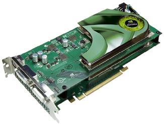 nVidia GeForce 7950GX2