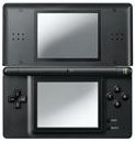 Zwarte Nintendo DS Lite