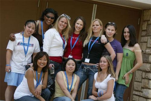 PMS-clan groepsfoto