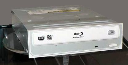 LG GBW-H10N Blu-ray-brander
