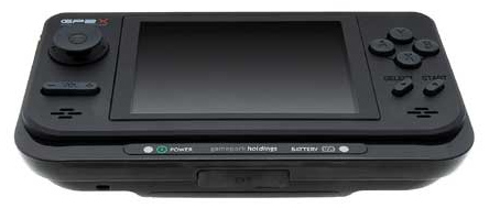 GP2X F100-console