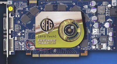 BFG Geforce 7900