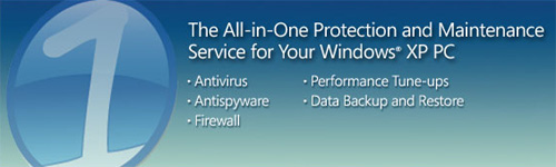 Microsoft Windows Live OneCare-banner