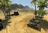 Battlefield 2 woestijnplaatje