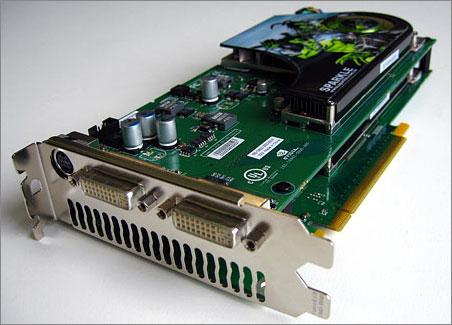 Sparkle SPPX79GX2 GeForce 7950 GX2 (video-uitgangen)