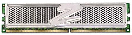 OCZ DDR2 PC2-7200 Platinum EPP Edition-geheugen