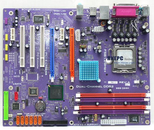 ECS P965-A engineering sample