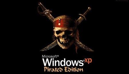 Windows XP Pirated Edition