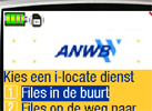 I-locate-menu van de ANWB-site