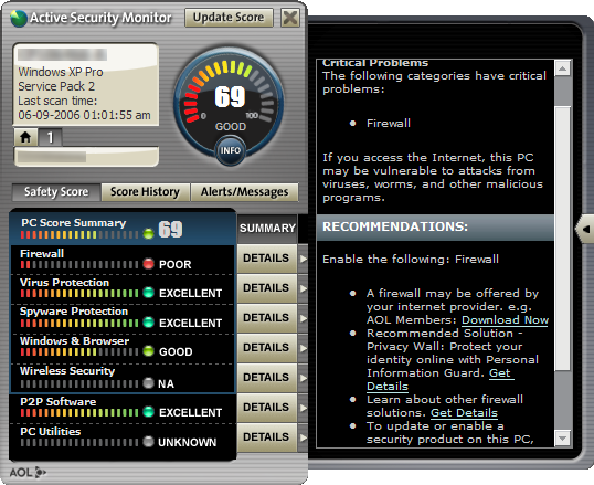 AOL Active Security Monitor 1.0.0.231