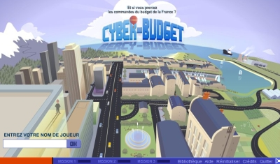 Cyberbudget