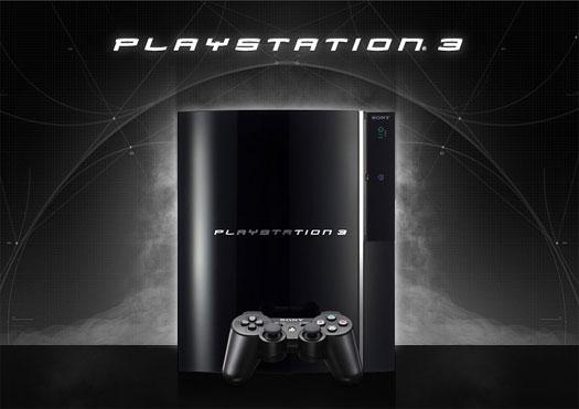 PlayStation 3 (zwart)