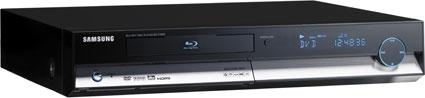 De Samsung BD-P1000 blu-ray-speler