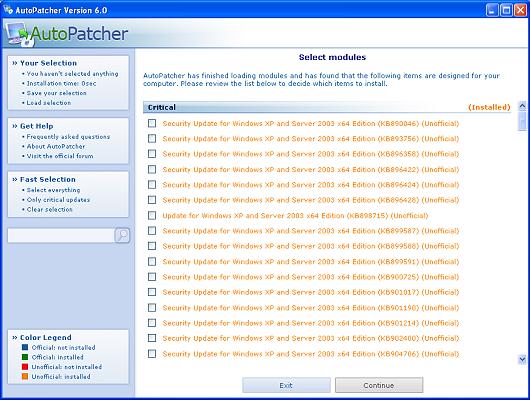 AutoPatcher x64 juno 2006