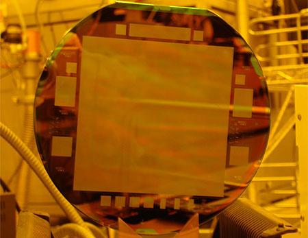 Dalsa 111 megapixel ccd-sensor