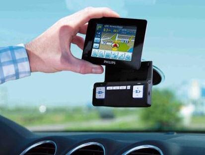 Philips navigatiesysteem
