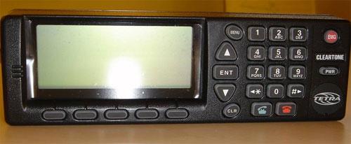 C2000-mobilofoon