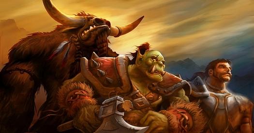 World Of Warcraft prent