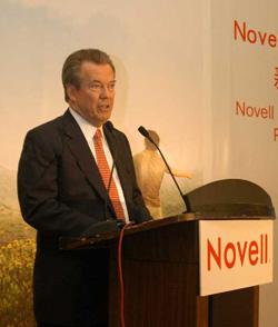 Novell Jack Messman - voormalig CEO