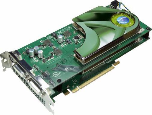 nVidia Geforce 7950 GX2 - SLI on a Single Card