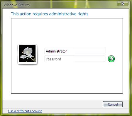 Administratorwachtwoord