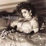Madonna - 'Like A Virgin'-album art