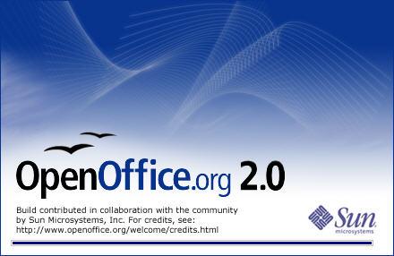 OpenOffice.org 2.0 plaatje