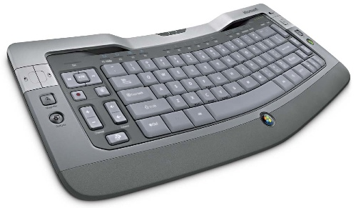 Microsoft 'ultimatekeyboard'