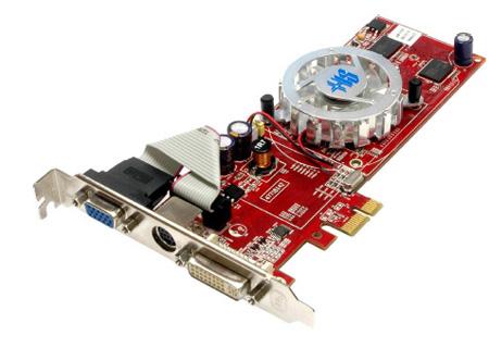 HIC PCI Express x1-videokaart
