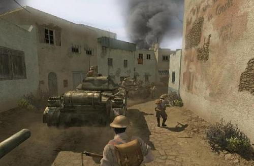 Call Of Duty 2 screenie