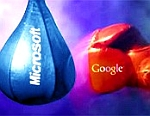 Google versus Microsoft