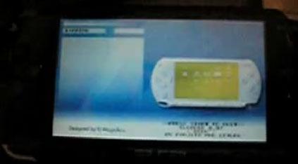 PSP - 2.5/2.6 Downdater in actie