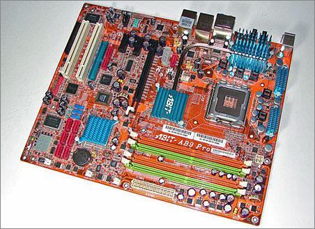 Abit AB9 Pro P965-moederbord