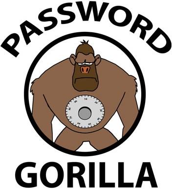 Password Gorilla logo