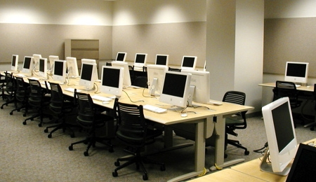 imac klaslokaal