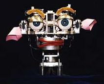 'Dynamic social interaction'-robot Kismet
