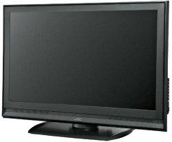 JVC 120Hz LCD-tv