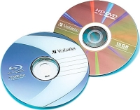 Blu-ray & HD DVD-schijfjes