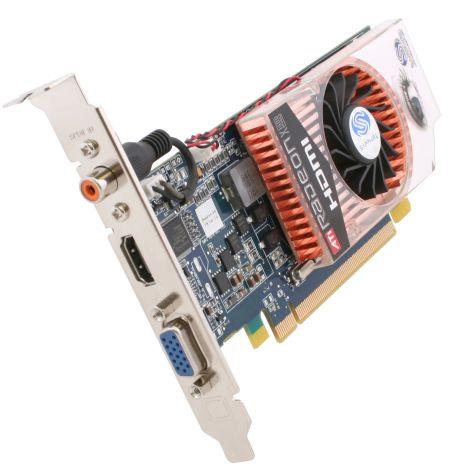 ATi Radeon X1600 met HDMI-plug