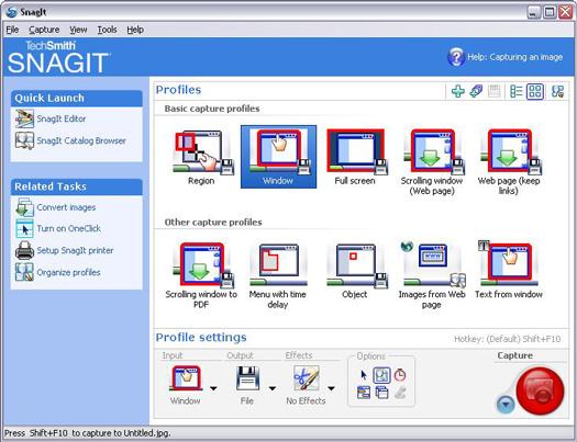 SnagIt 8.1.0 screenshot (resized)