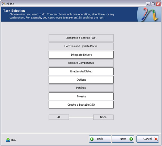 nLite screenshot (resized)