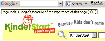 KinderStart-pagerank