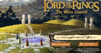 The Lord of the Rings, The White Council