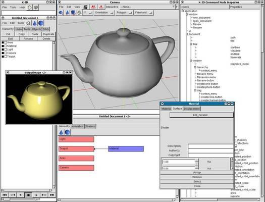 K-3D screenshot (resized)
