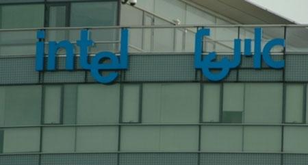 Onderzoekscentrum Intel in Haifa - logo