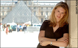 Catherine - Brits Franse weblogster