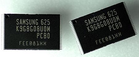 Samsung flashchipjes